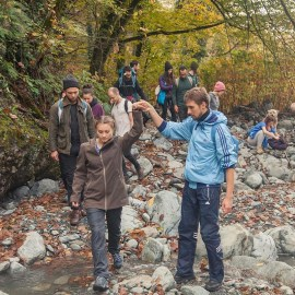 Erasmus+ : молодежь Даугавпилса взяла инициативу на себя