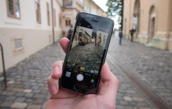 История в старых мобильниках