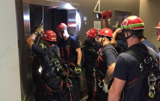 Лифт с пассажирами сорвался с 95 этажа