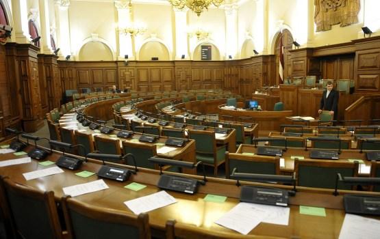 Сейм сегодня планирует утвердить состав парламентских комиссий