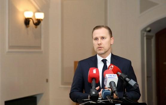 Гобземс призывает отказаться от «красных линий» при формировании правительства