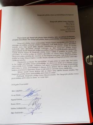 Латгальская партия выражает недоверие мэру Рихарду Эйгиму (дополнено)