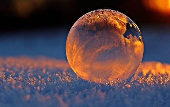 К концу месяца мороз усилится, ожидается также снег