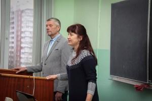 Встречи в Витебском государственном университете