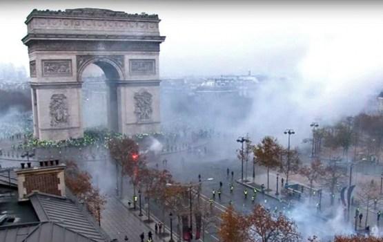 Во Франции растет число жертв беспорядков