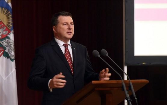 Президент Латвии посетит с региональным рабочим визитом Резекне