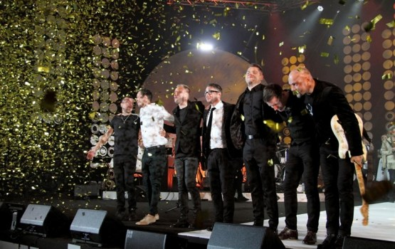 Открыто финальное голосование за песню года Музыкального банка