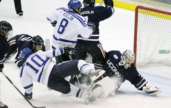 Хоккей: так тяжело далась победа