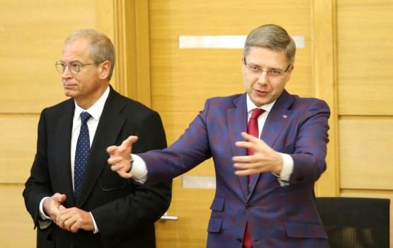 Америкс поставил Ушакова в неловкое положение