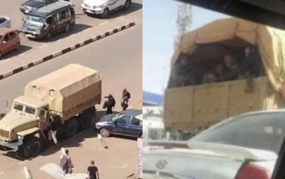 Российские наемники помогают подавлять протесты в Судане