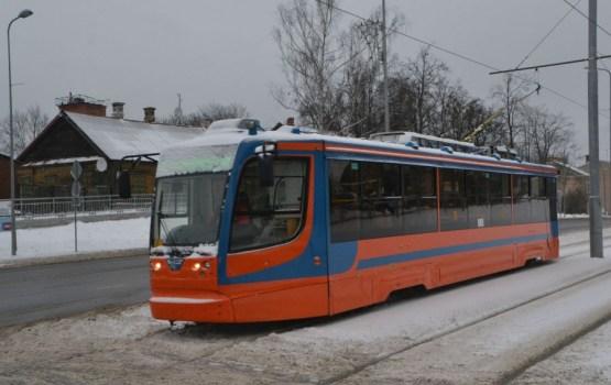 В городе не хватает водителей трамваев