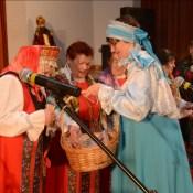 Добрый праздник «Святочные потешки»