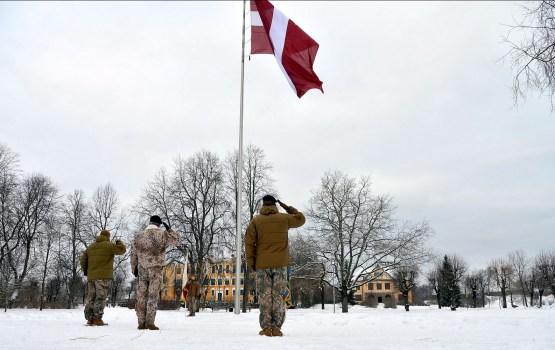 В 35 батальоне Земессардзе сменится командир