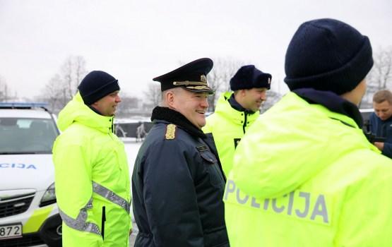 Уровень преступности в Латвии продолжает снижаться