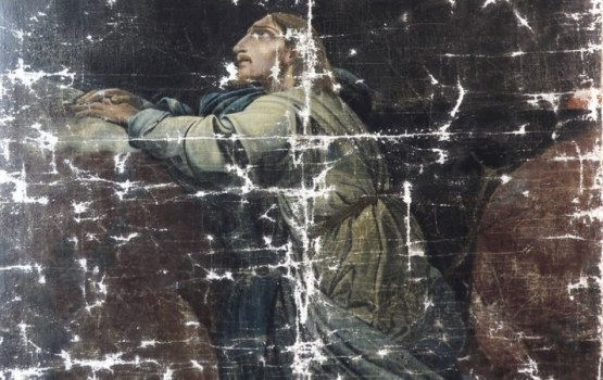 В костел в Силене вернется «Моление о чаше»