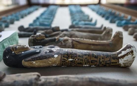 Раскрыта тайна разбитых носов египетских статуй