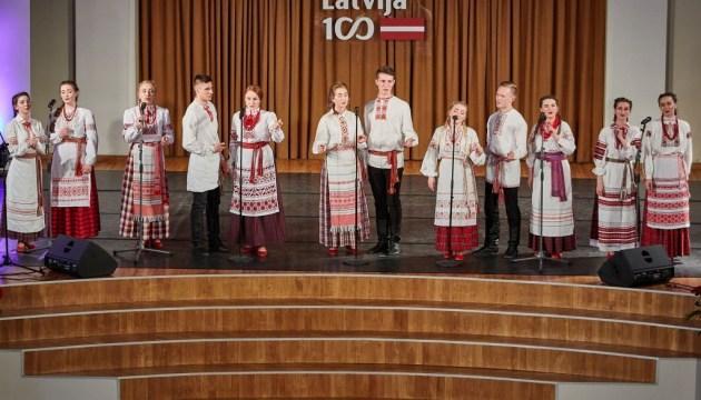 Baltkrievu kultūras centrs iegrieza visus jubilejas riņķu dejā
