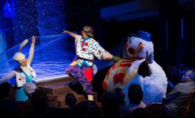 """""""Kuklačova kaķu teātris"""" aicina apmeklēt neparastu jaungada izrādi """"Ziemas pasaka""""!"""