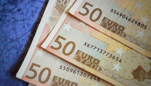 Средняя зарплата в Латвии - 1100 евро