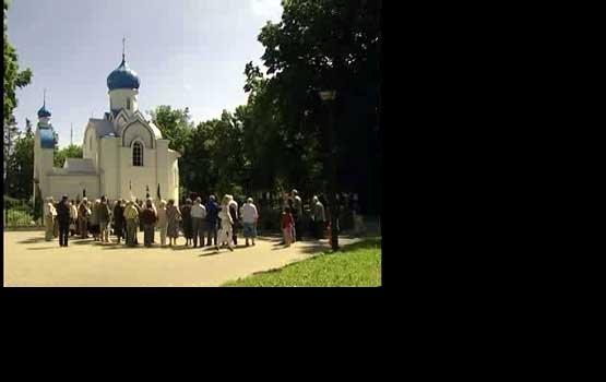 Портрет почетного даугавпилчанина (видео)