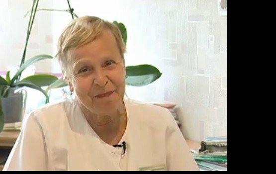 Скончалась врач-гинеколог Вера Храмцова