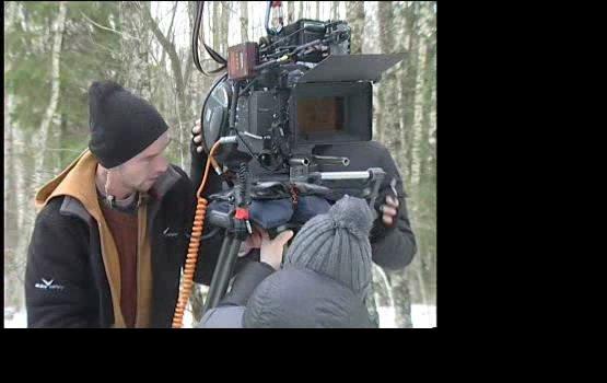 Сергей Лозница продолжает съёмки (видео)