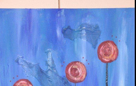 Молодая художница предлагает подумать о ходе времени