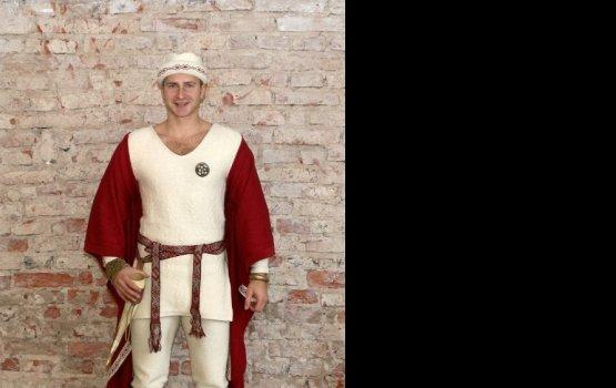 Латгальский воин блеснёт красотой в Великобритании