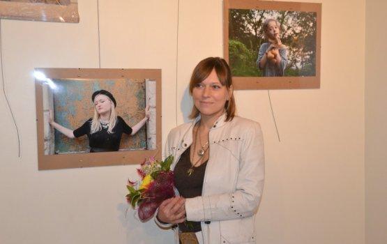 Детский смех открыл выставку в Польском доме