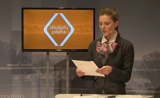 """Latgale balso"": Екабпилс (видео)"
