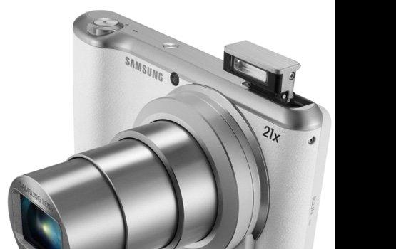 Samsung представила Android-фотокамеру GALAXY Camera 2