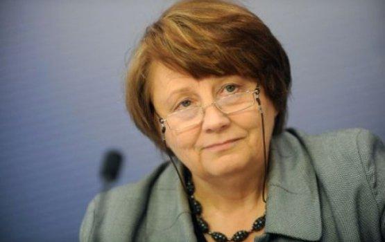 Страуюма станет первой женщиной-премьером Латвии