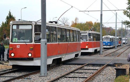 Купят 14 новых трамваев