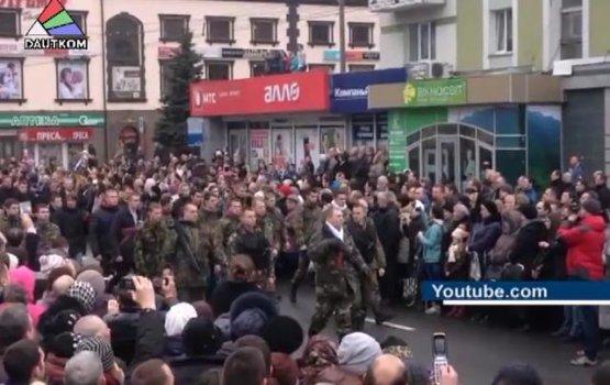 Об Украине - из первых рук (видео)