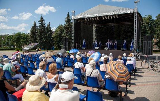 Даугавпилс празднует 70-летие освобождения! (фото)