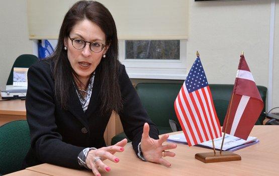 Дипломат США: «Строительство военной базы НАТО в Латгалии в наши планы не входит»