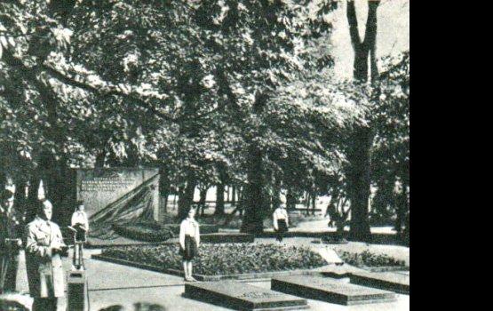 Обман чистой воды, или факты из истории мемориала в парке Дубровина