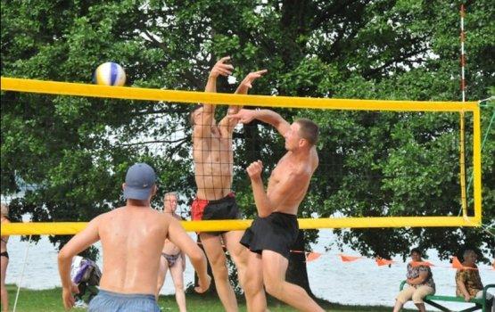 Начинается новый сезон пляжного волейбола!