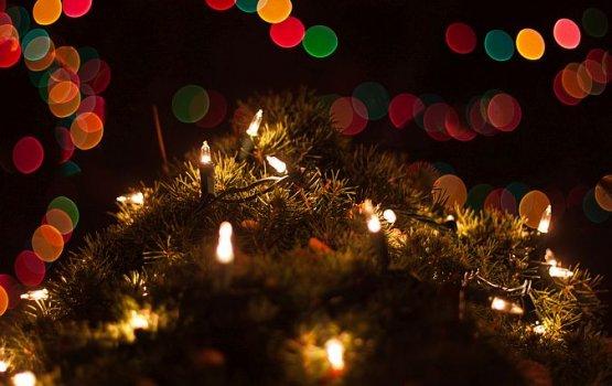 Чтобы электричество не испортило праздник