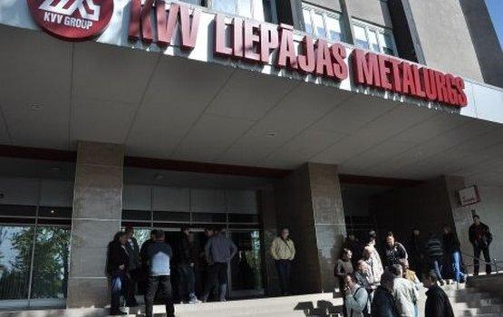 До конца апреля KVV Liepаjas metalurgs уволит более 250 работников