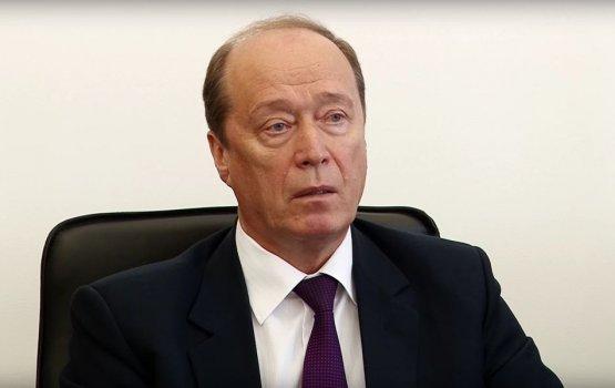В городе с рабочим визитом побывал посол России Александр Вешняков