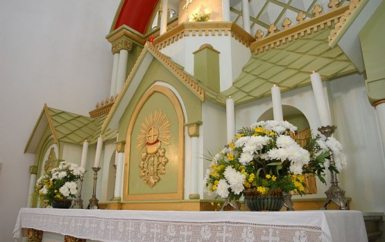 Храму «на краю земли» исполнилось 10 лет