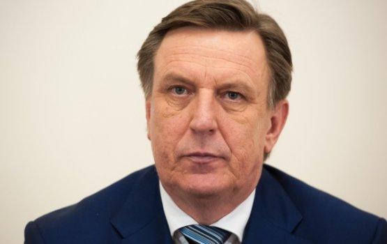 Кучинскис пообещал студентам не сокращать бюджетные места в вузах