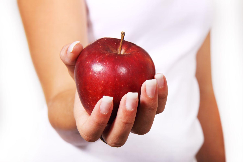 تفسير التفاح في الحلم
