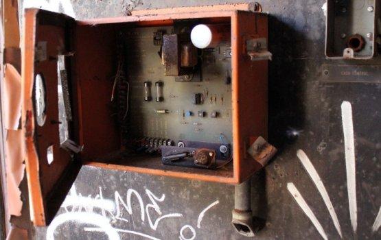 C крыши бывшего завода радиотехники полицейские сняли подростка