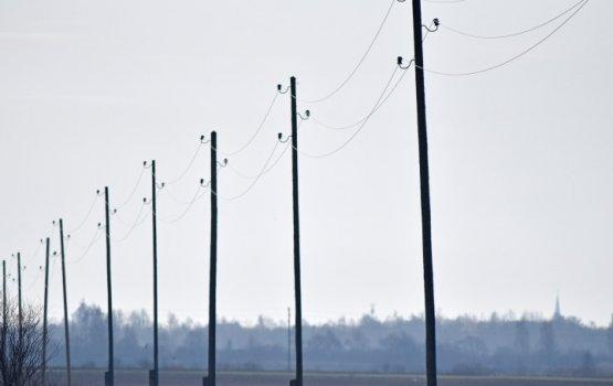 """В этом году """"Sadales tīkls"""" инвестирует в развитие электросети 106 миллионов евро"""