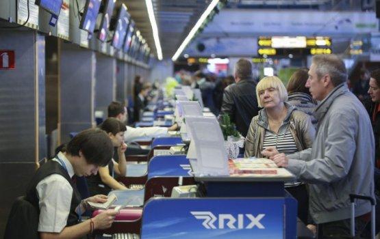 """Сегодня в аэропорту """"Рига"""" встретят 60-миллионного пассажира"""