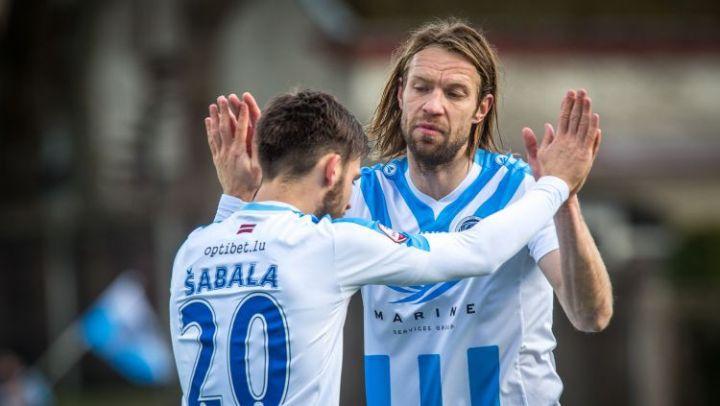 Финал Кубка Латвии: «Вентспилс» – «Рига»