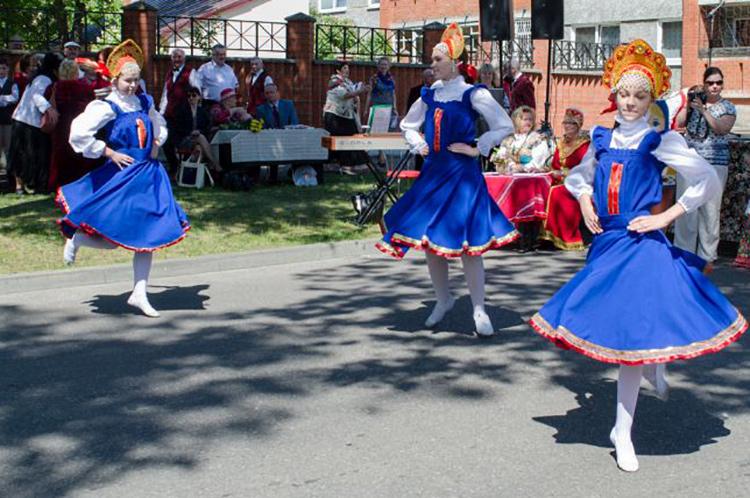 В мае в Латвии начнутся Дни русской культуры