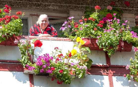 Конкурс оформления балконов провели за неделю